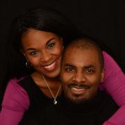 Danielle Jones and Chris Jones