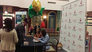 Kilee Signing at Shriners Cincinnati