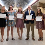 Purdy-Games Scholarship Winners